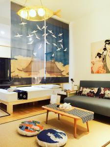 Apartment mit 1 Schlafzimmer