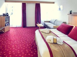 Mercure Abbeville Centre – Porte de La Baie de Somme, Hotely  Abbeville - big - 27