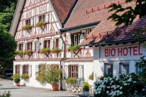 BIO-Hotel Adler/Restaurant