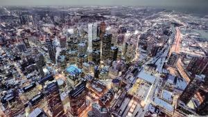 Downtown Toronto Super Comfy Condo