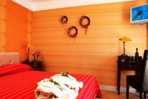 Panorama Studios & Suites, Apartmánové hotely  Fira - big - 7