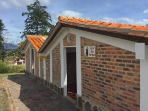 Hospederia Centro de Convenciones Duruelo, Hotel  Villa de Leyva - big - 65