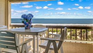 Oceanfront Condo 1 King Master Suite, Appartamenti  Amelia Island - big - 42