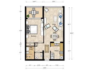 Oceanfront Condo 1 King Master Suite, Appartamenti  Amelia Island - big - 41