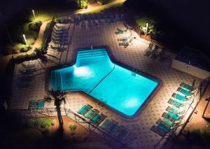 Oceanfront Condo 1 King Master Suite, Appartamenti  Amelia Island - big - 40