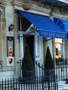 The Esplanade, Гостевые дома  Уэймут - big - 1