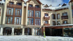 Apartment near gondola, Apartments  Gudauri - big - 25