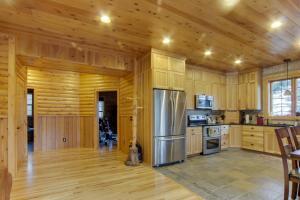 Svendsen Lodge, Дома для отпуска  Parkdale - big - 25