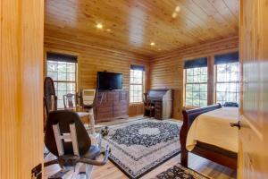 Svendsen Lodge, Дома для отпуска  Parkdale - big - 5