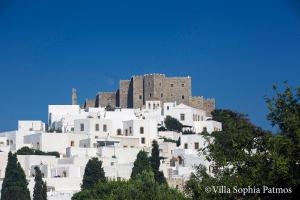 Villa Sophia Patmos, Ville  Grikos - big - 2