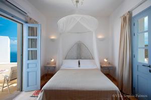 Villa Sophia Patmos, Ville  Grikos - big - 17