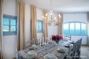 Villa Sophia Patmos, Vily  Grikos - big - 12
