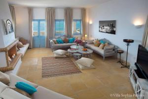 Villa Sophia Patmos, Vily  Grikos - big - 13