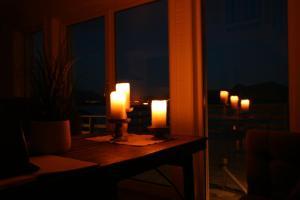 Rorbu i Lofoten, Holiday homes  Leknes - big - 27
