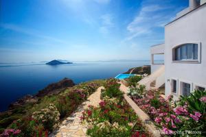 Villa Sophia Patmos, Vily  Grikos - big - 7