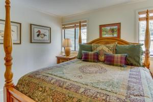 Comfort at the Cottonwoods, Holiday homes  Sun Valley - big - 12