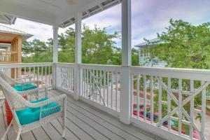 Sails and Trails, Dovolenkové domy  Seagrove Beach - big - 22