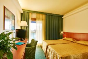 Hotel Rialto, Отели  Градо - big - 7