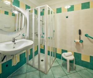 Hotel Rialto, Отели  Градо - big - 5