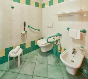 Hotel Rialto, Отели  Градо - big - 6