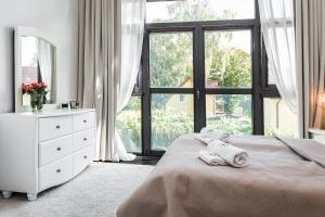 Mielno-Apartments Dune Resort - Apartamentowiec A, Appartamenti  Mielno - big - 153