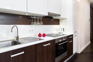 Mielno-Apartments Dune Resort - Apartamentowiec A, Appartamenti  Mielno - big - 21