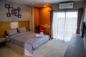 B3 Hotel, Отели  Накхонситхаммарат - big - 2