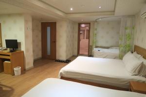 GS Hotel Jongno, Hotely  Soul - big - 36