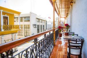 Le Foyer Hostel Arequipa, Hostelek  Arequipa - big - 21