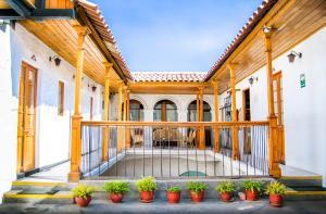 Le Foyer Hostel Arequipa, Hostelek  Arequipa - big - 96