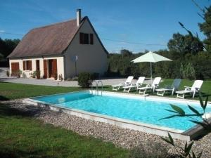 House Rocamadour - 4 pers, 94 m2, 3/2, Dovolenkové domy  Rocamadour - big - 15