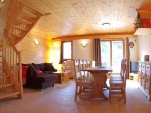 House La piaz 2, Holiday homes  Valmorel - big - 3