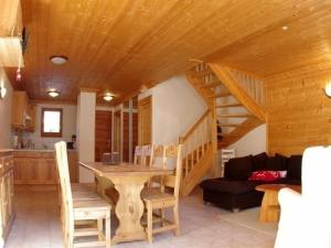 House La piaz 2, Holiday homes  Valmorel - big - 5