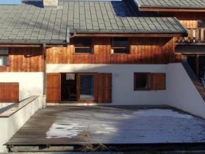 House La piaz 2, Holiday homes  Valmorel - big - 10