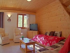 House La piaz 4, Holiday homes  Valmorel - big - 8