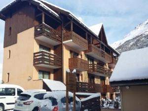 Apartment Hameau du bez, Appartamenti  Le Bez - big - 6