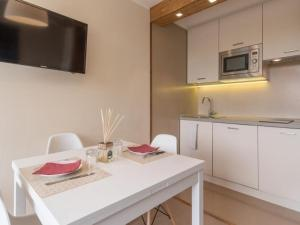 Apartment Chalmettes, Appartamenti  Monginevro - big - 10