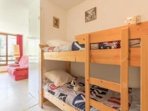 Apartment Chalmettes, Ferienwohnungen  Montgenèvre - big - 5