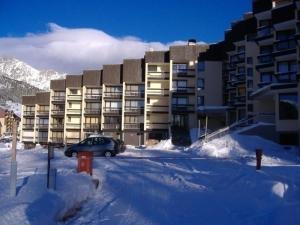 Apartment Chalmettes, Apartmány  Montgenèvre - big - 6
