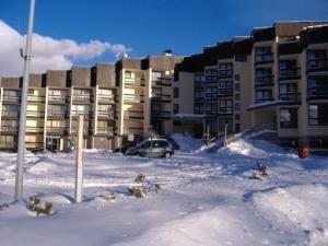 Apartment Chalmettes, Apartmány  Montgenèvre - big - 9