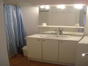 Apartment Plaine alpe, Апартаменты  Le Bez - big - 8