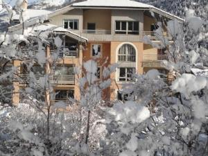 Apartment Jardins alpins, Apartmanok  Le Bez - big - 5
