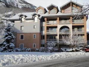 Apartment Jardins alpins, Apartmanok  Le Bez - big - 6