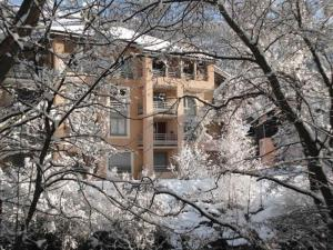 Apartment Jardins alpins, Apartmanok  Le Bez - big - 7