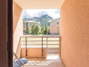 Apartment Jardins alpins, Apartmanok  Le Bez - big - 10