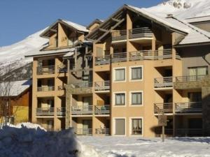 Apartment Jardins alpins, Apartmanok  Le Bez - big - 19