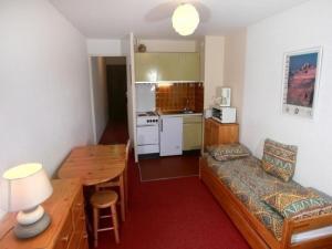 Apartment Plaine alpe, Апартаменты  Le Bez - big - 10