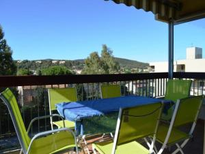 Apartment Parcs du lavandou, Apartments  Le Lavandou - big - 18