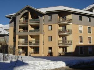 Apartment Jardins alpins, Apartments  Le Bez - big - 9