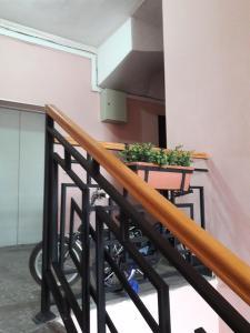 Super Apartment on Maghalashvili, Ferienwohnungen  Tbilisi City - big - 4